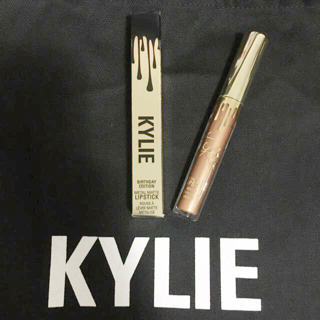Kylie BD Edition Metallic Matte