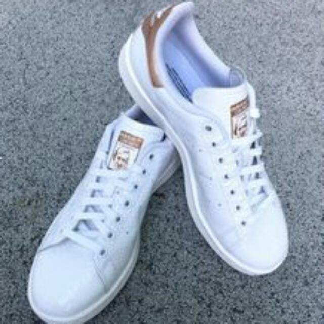 aliexpress best place limited guantity Limited Edition Adidas Stan Smith ROSE GOLD, Men's Fashion ...