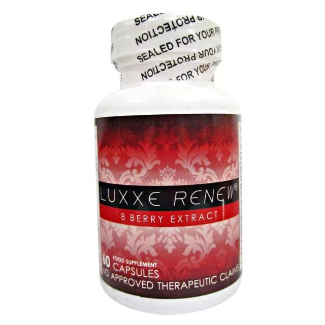 Luxxe Renew 8berries extract 60capsules