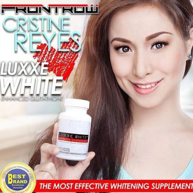 Luxxe White Enhanced Glutathione 30capsules