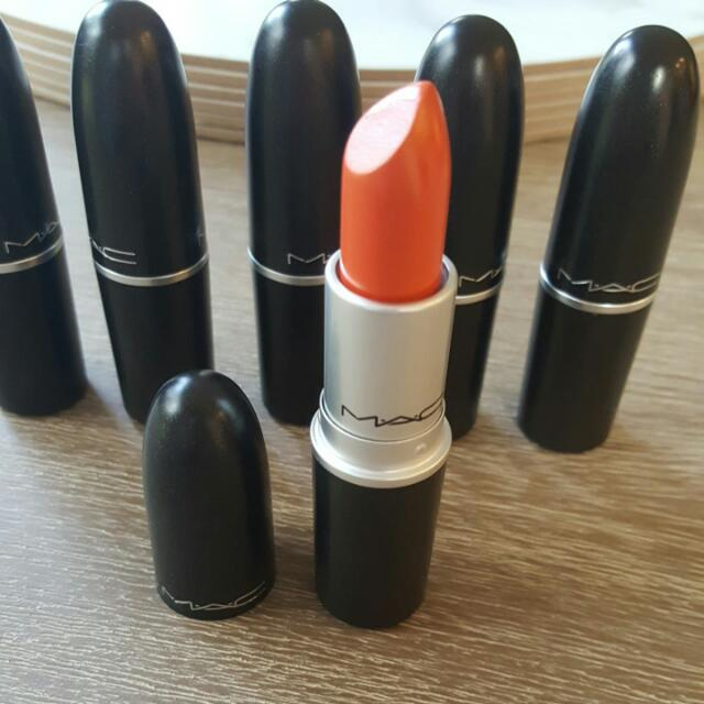 MAC LIPSTICK 'SAIGON SUMMER'