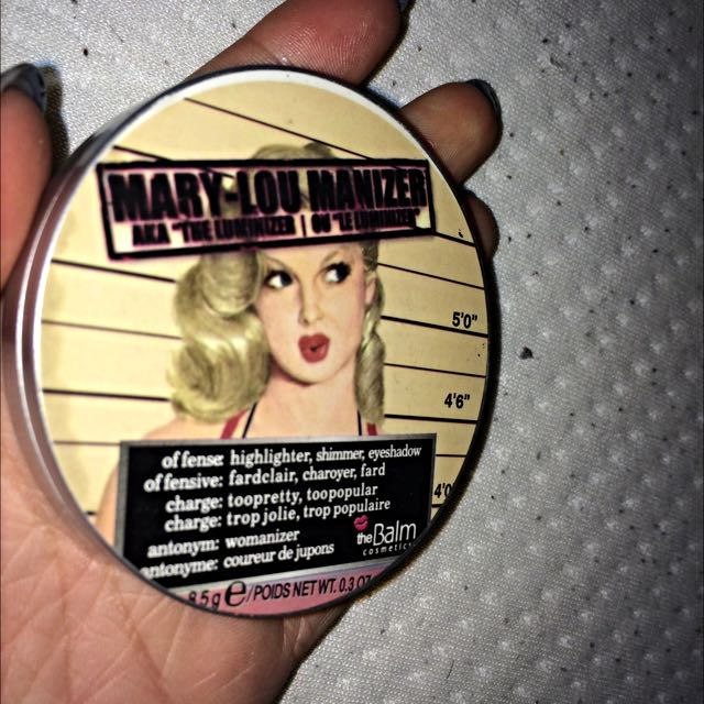 Mary-Lou-Manizer Highlighter