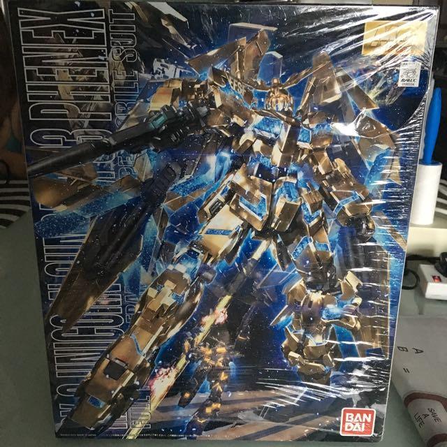 MG Gundam Phenex