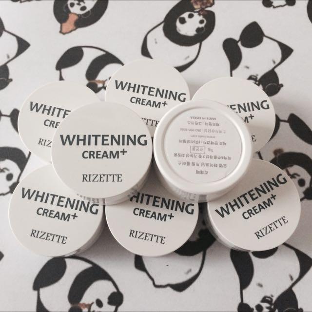 Moel Rizette Whitening Plus Vit C Mini Jar