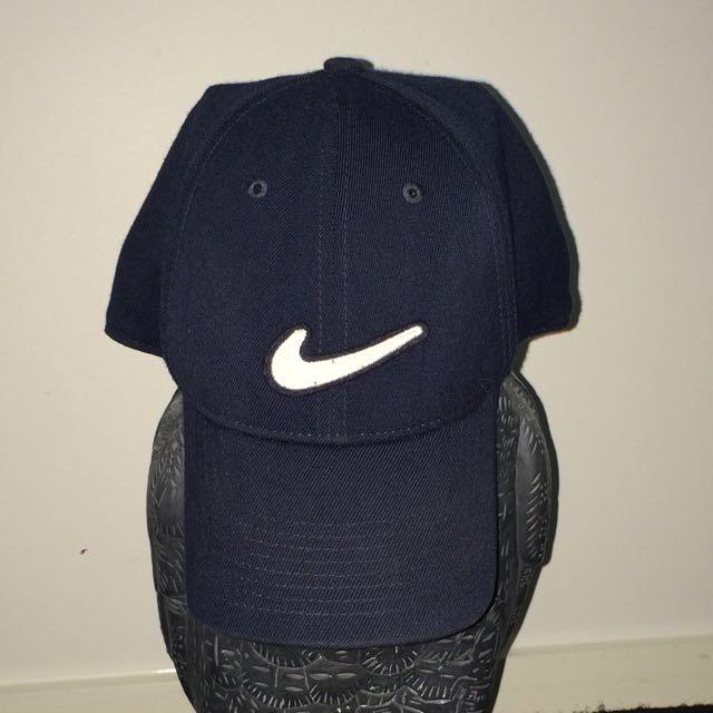 Vintage Navy Nike Hat