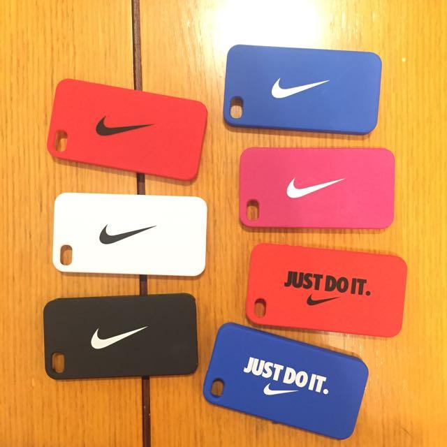 Nike正版全新4/4S手機殼