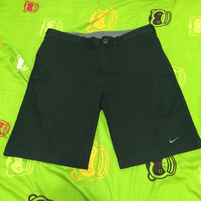 Nike短褲 正品 黑色