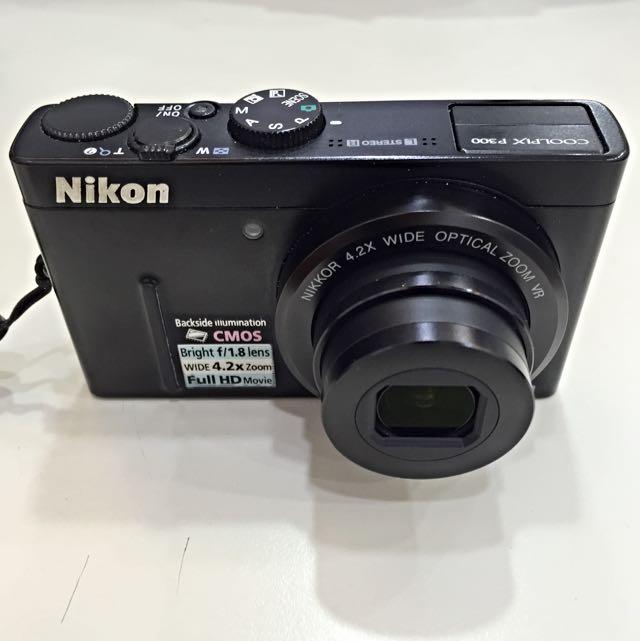 Nikon P300 F1.8大光圈夜拍功能強