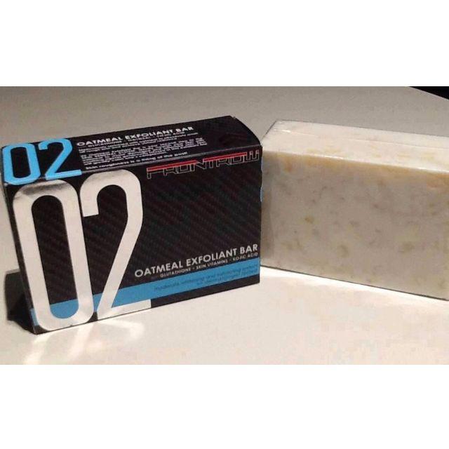 Oatmeal Exfoliant soap 02