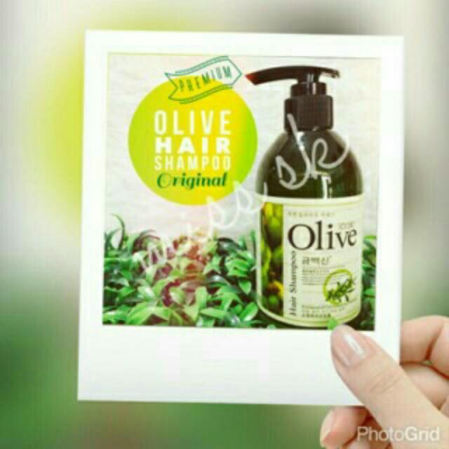 Olive Nutrient Herbal Shampoo