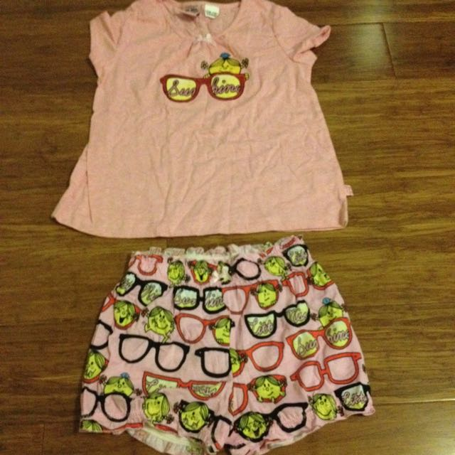 Peter Alexander Little Miss Sunshine PJ set
