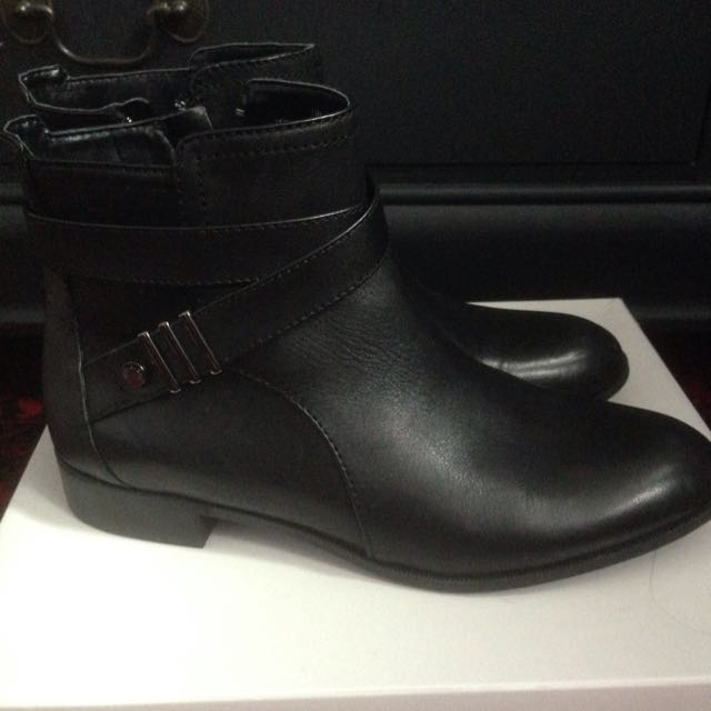 Real Leather Boot