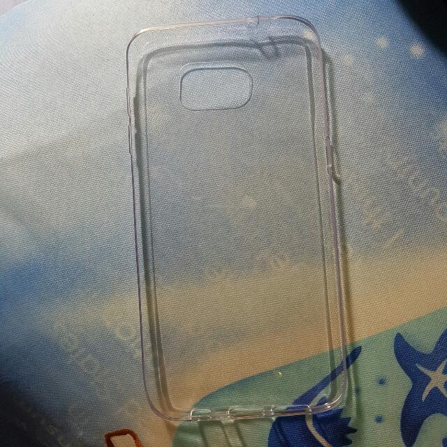 Samsung S7 EDGE Back Case