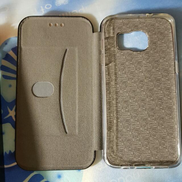 Samsung S7 Edge Leather Case