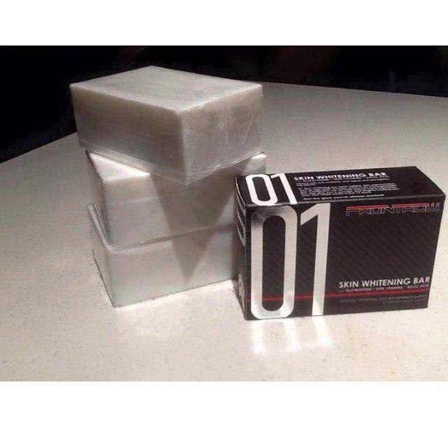 Skin Whitening Soap 01