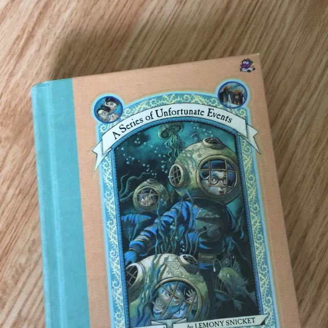 The Series of Unfortunate Events: The Eleventh