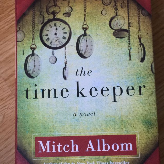 The Time-Keeper by Mitch Albom