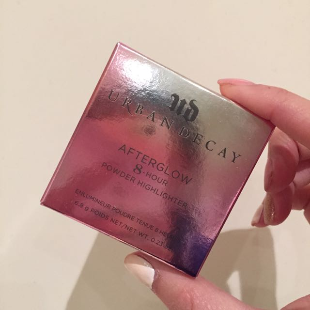 Urban Decay Afterglow Highlighter - Aura