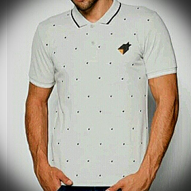 Zalora Polo-shirt Grey