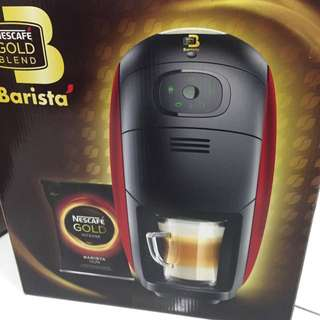 Nescafe Gold Blend Barista Machine
