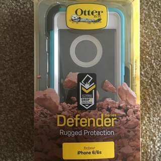 iPhone 6 Otter Box Case - Defender Serious