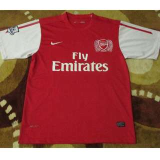 Arsenal Home Jersey 2011/12