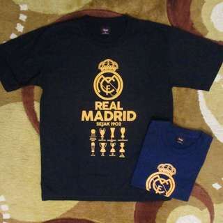 T-Shirt Real Madrid Since 1902