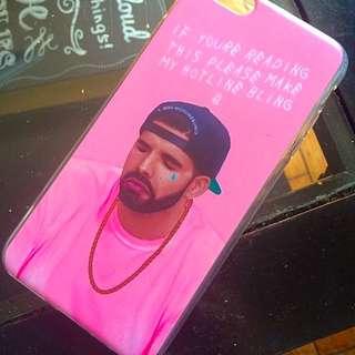 Drake Iphone 6s Plus case