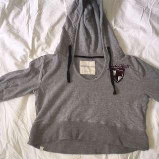 Joshua Perets Limited Edition Crop Varsity Sweater