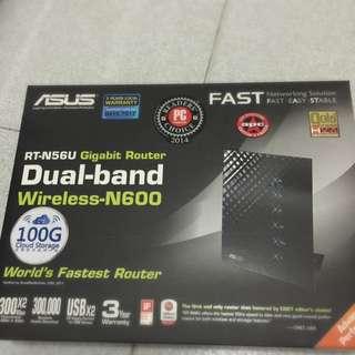 Asus RT-N56U Router 路由器