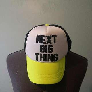 Next Big Thing Hat