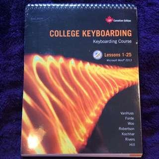 College Keyboarding