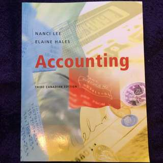 Accounting And Student Working Papers