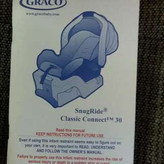 Used Baby Car Seat /50 Each