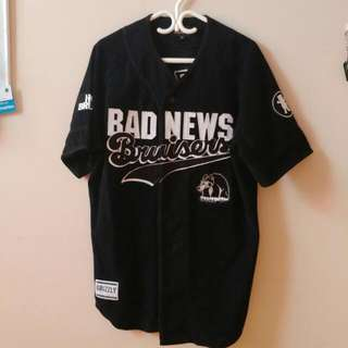 Bad News Bruisers: Grizzly Grip Tape Jersey