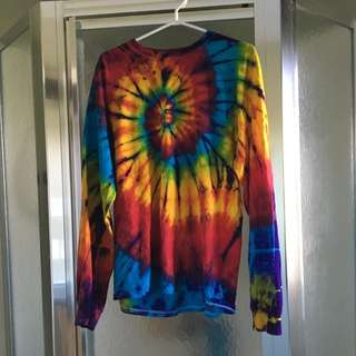 Tie Dyed Long Sleeve