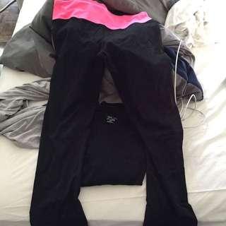 Slim Leg Yoga pants