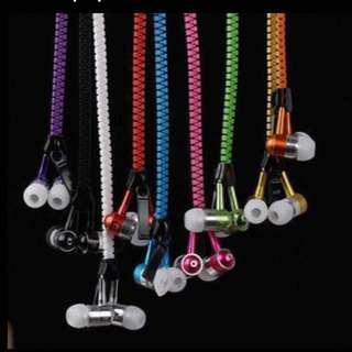 Zipper Headset