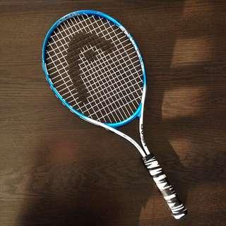 Blue Head Tennis Racket