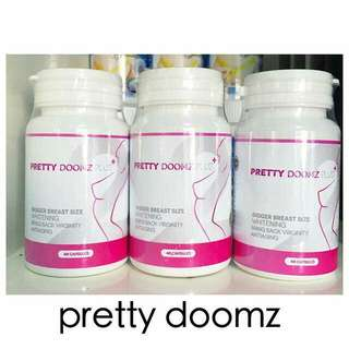 PRETTY DOOMZ PLUS BREAST ENHANCER