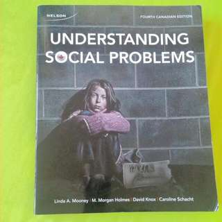 Understanding Social Problems By Mooney Holmes Knox And Schacht 4th Ed