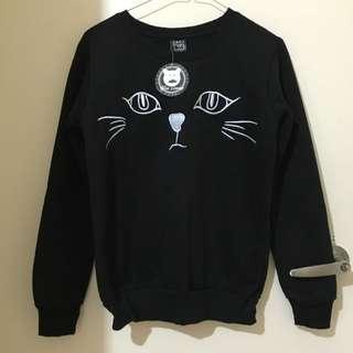 Black Pullover freesize