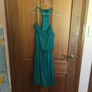 Emerald Green Semi-formal/cocktail Dress