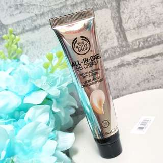 The Body Shop All In One BB Cream 02