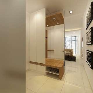 Urban Vista Brand New 2 Bedroom Loft