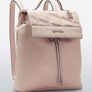 Calvin Klein | Pink White Label Kora Studio Slim Backpack