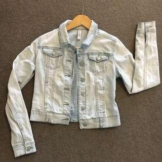 Denim Jacket Size 6