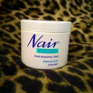 NAIR wax