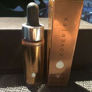 Cover Fx Custom Enhancer Drops In Sunlight