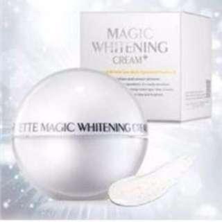 Moel Rizette Whitening Cream Plus